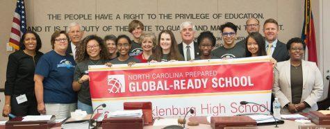 Principal Parker's popularity prompts Eagle pride