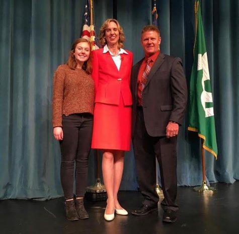 Charlotte mayor visits East Meck