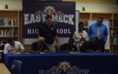 Seven student athletes sign