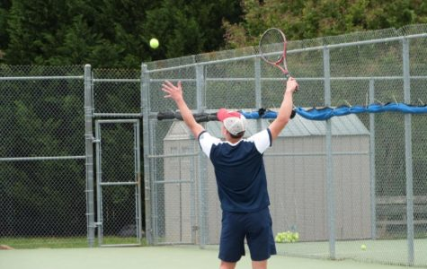 Tennis makes racket with winning season