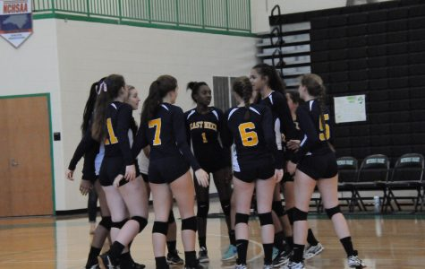 Close-knit volleyball team dominates