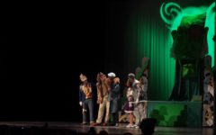 Production of 'The Wiz', Bewitching