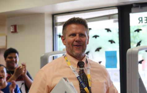 Parker named CMS Principal of the Year
