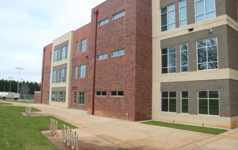 The new building is set to open in the second semester.