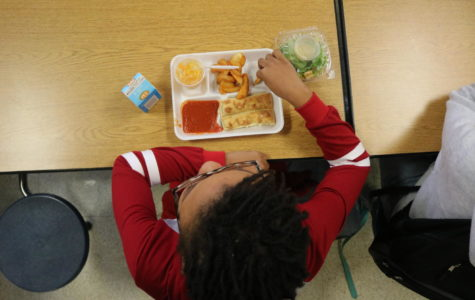 New meal options coming to school lunches