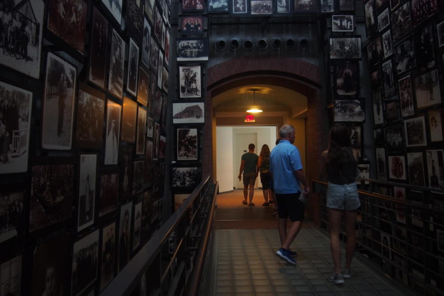 Halls of the Holocaust: U.S. Holocaust Memorial Museum
