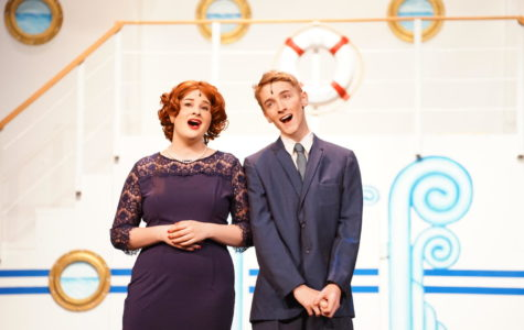 "School Musical ""Anything Goes"": Blows Expectations out of the water"