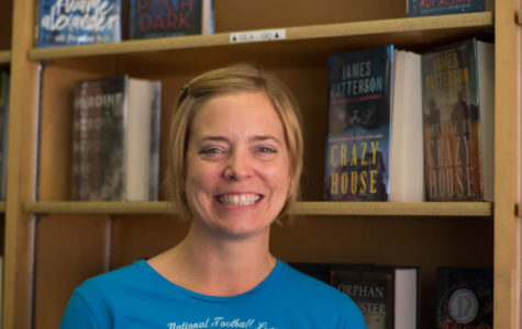 New Librarian brings fresh attitude to East