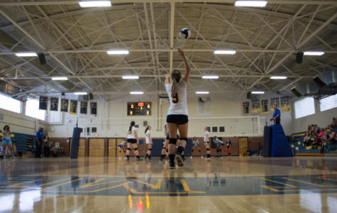 Lady Eagles dominate Garinger in hard fought win
