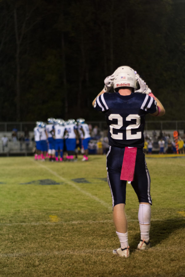 Eagles fall on homecoming night