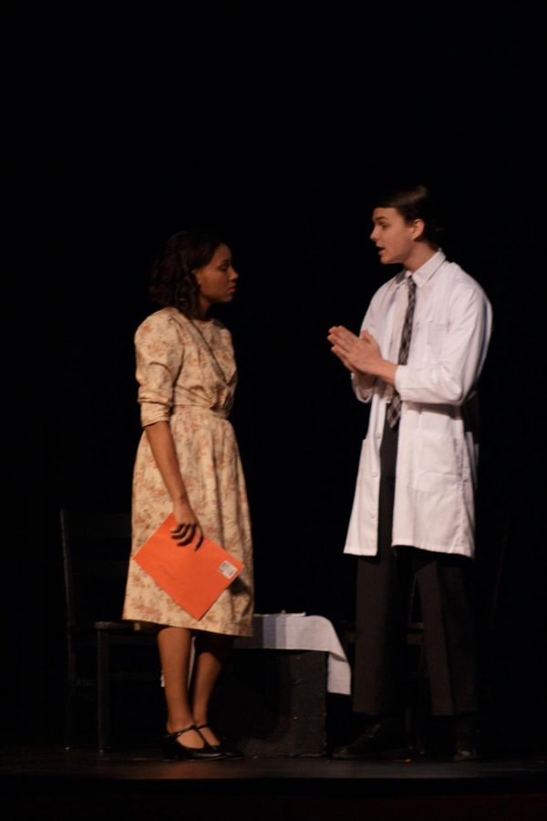 Radium Girls rocks audiences expectations
